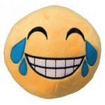 Porovnání ceny Trixie Plyšový SMAJLÍK malý 9 cm žlutý - smějící