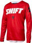 Porovnání ceny Pánský MX dres SHIFT Whit3 Ninety Seven 2018 - red vel.: M