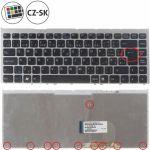 Porovnání ceny Sony Vaio VGN-FW31E klávesnice