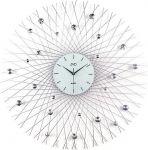 Porovnání ceny Nástěnné hodiny design JVD HJ66
