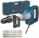 Porovnání ceny BOSCH GSH 11 VC Professional Sekací kladivo s SDS-max + 2× špičák + 2× plochý sekáč 0.615.990.J8Z