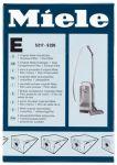 Porovnat ceny MIELE E Originálne vrecká Miele typ E 01002345