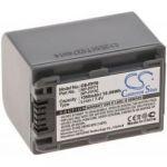 Porovnání ceny Powery baterie 1.30.SON.4.340 pro Sony DCR-DVD805E 1500mAh 7,2V - neoriginální