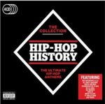 Porovnání ceny Hip-Hop History - The Collection - Various Artists