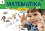 Porovnání ceny Matematika pre prvákov – 2. časť - Belic, Miroslav; Striežovská, Jana