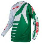 Porovnání ceny Motokrosový dres ALIAS MX A2 divide green/stone 2161-349 M