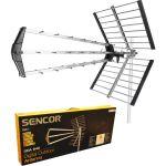 Porovnat ceny SENCOR SDA-640 DVB-T Anténa vonkajšia 35036614