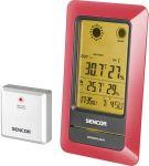 Porovnat ceny SENCOR SWS 200 RD Meteostanice 35044342