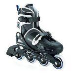 Porovnat ceny kolieskové korčule Xootz In-Line Skate Coaster - Black/Blue 33-37