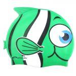 Porovnat ceny kúpacia čiapka Spokey Rybka Kid's - K87468/Green