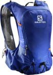 Porovnat ceny batoh Salomon Skin Pro 15 Set - Blue Yonder/Vivid Orange 15 L