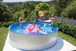 Porovnat ceny STEINBACH New Splasher Bazén s oceľovou stenou 3,50 x 0,90 m 011002
