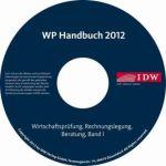 Porovnání ceny WP Handbuch 2012 Band I, Einzelplatzversion, CD-ROM. Bd.1 - Geib, Gerd