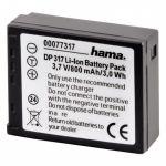 Porovnání ceny Hama Fotoakumulátor Li-Ion 3,7V/800mAh, Panasonic CGA-S007E