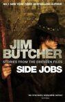 Porovnat ceny Jim Butcher Side Jobs