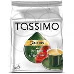 Porovnat ceny Nestlé Kapsule Jacobs Krönung café crema Tassimo
