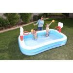 Porovnání ceny Dětský bazén basketball 254x168x102 cm BESTWAY
