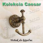 Porovnat ceny Kúpeľňový set CAESAR - Vešiak 02