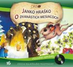 Porovnat ceny autor neuvedený CD - Janko Hraško, O dvanástich mesiacoch