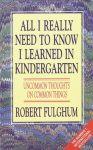 Porovnat ceny Fulghum Robert All i really need to know