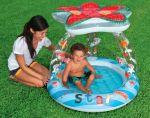Porovnání ceny Intex dětský bazén Hvězdička se stříškou 102 x 86 cm 57428