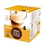 Porovnat ceny Nestlé Kapsule NESCAFÉ latte macchiatto 16 ks k Dolce Gusto