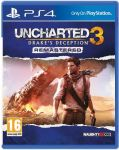 Porovnat ceny SONY PS4 UNCHARTED 3: DRAKES DECEPTION REMASTERED