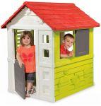 Porovnat ceny Smoby detský domček Nature 810704 bielo-zelený