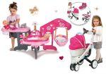 Porovnat ceny Smoby set opatrovateľské centrum pre bábiku Baby Nurse a kočík pre bábiku Maxi Cosi & Quinny 3v1 220318-5