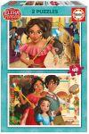 Porovnat ceny Educa Puzzle pre deti Elena de Avalor 2x48 dielov 17401