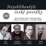 Porovnat ceny Karel Čapek; Ota Pavel Nejoblíbenější české povídky