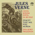 Porovnat ceny Jules Verne Cesta kolem světa za 80 dní, Dvacet tisíc mil pod mořem