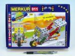 Porovnat ceny Stavebnice MERKUR 011 Motocykl 10 modelů 230ks v krabici 26x18x5cm