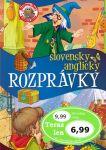 Porovnat ceny Rozprávky slovensky anglicky