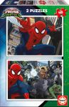 Porovnat ceny Educa detské puzzle Spiderman 2x48 dielov 17170