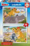 Porovnat ceny Educa detské puzzle Levia hliadka 2x48 dielov 17168