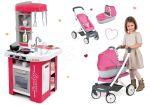Porovnat ceny Smoby set detská kuchynka Tefal Studio a kočík Maxi Cosi&Quinny 311022-7