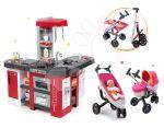 Porovnat ceny Smoby set kuchynka Tefal Studio XXL a kočík 3v1 Maxi Cosi & Quinny 311014-7