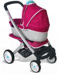 Porovnat ceny Smoby kočík pre bábiku Maxi Cosi & Quinny 3v1 520190 ružovo-modrý