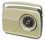 Porovnání ceny Roadstar TRA-1957/CR přenosné retro rádio, béžové Béžová CZ