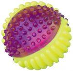 Porovnání ceny Trixie Ježatý míček s blikátkem uvnitř, pevný plast (TPR) 7 cm