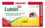 Porovnání ceny WALMARK LUTEIN 20 mg PLUS tobolky (40 + 20) 1x60 ks