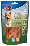 Porovnání ceny Trixie PREMIO Chicken Flags kuřecí prsa na buvolí tyčince 100 g