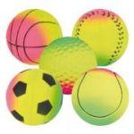 Porovnání ceny Sortiment neonových míčů, mechová guma 5,5cm TRIXIE