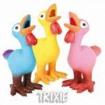 Porovnání ceny Trixie Latexový kohoutek malý plněný 14 cm [4]