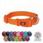 Porovnání ceny Trixie Obojek PREMIUM 35-55 cm/20 mm (M-L) - měděný oranžový