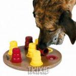 Porovnání ceny Trixie Hračka pes Dog Activity Solitaire kruh s kužel 29cm TR