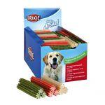 Porovnání ceny Trixie Rýžové žvýkací tyče MIX BAREV 12 cm/20 g (bal.150ks)