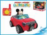 Porovnání ceny Mickey Mouse R/C cabriolet 16cm 2,4GHz na baterie 18m+ v krabičce
