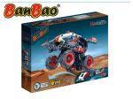 Porovnání ceny Mikro Trading Stavebnice BanBao Hi-tech pouštní vozidlo 05 zpětný chod